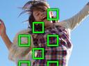 Pictograma pentru focalizarea automata cu acoperire mare