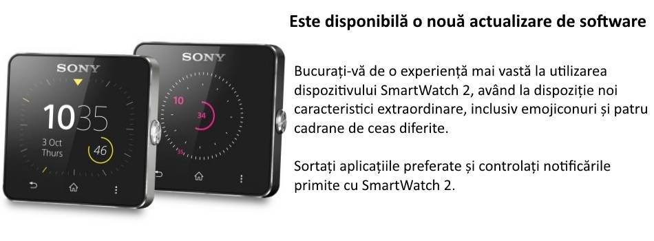 Sony SmartWatch 2 SW2, Leather Black 4