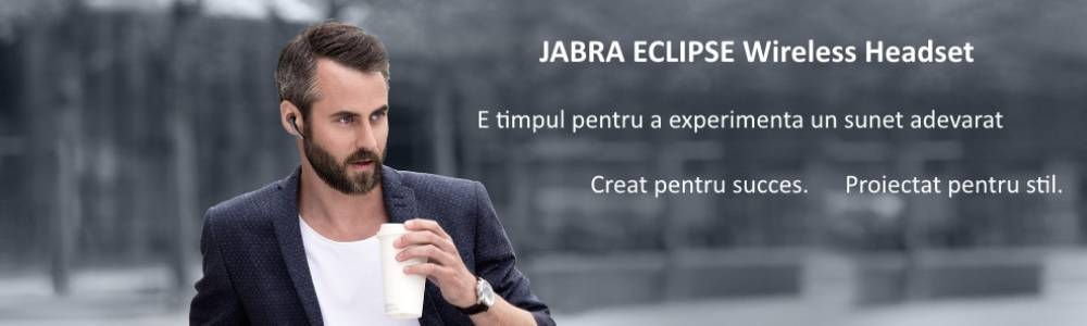 Jabra Eclipse Black