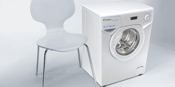 THE SMALLEST WASHING MACHINE IN THE MARKET